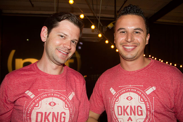 Team DKNG