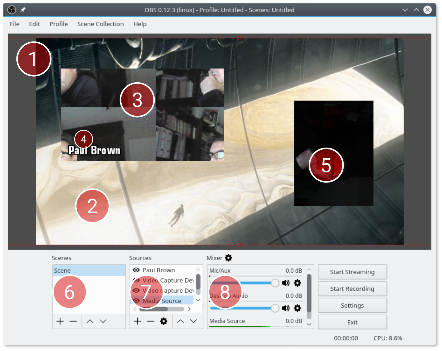 Options for Live Streaming Video - The Media Temple Blog