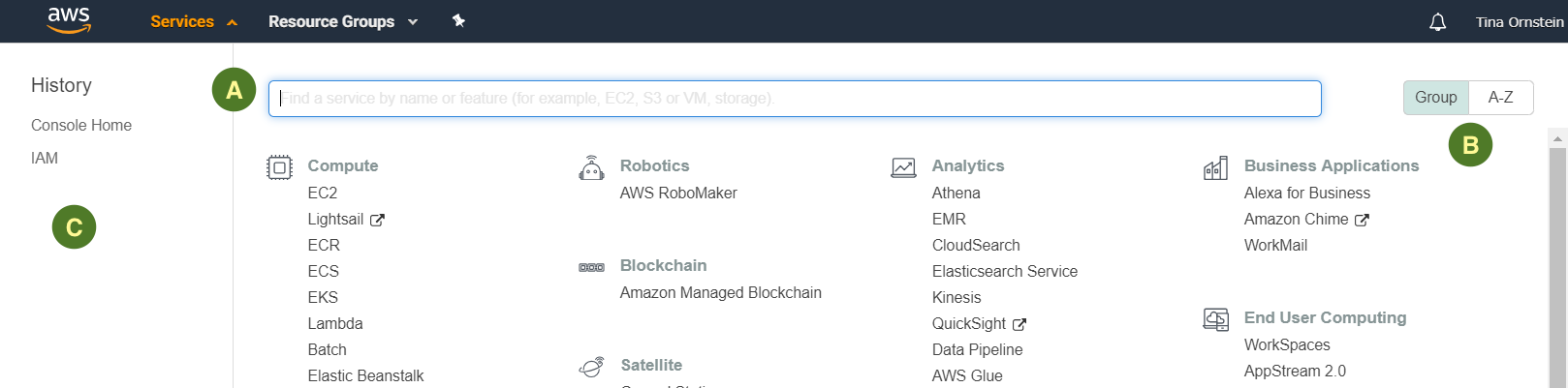 Your Trusted Cloud Friend: The AWS Management Console - The Media